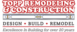 topp remodeling & construction logo