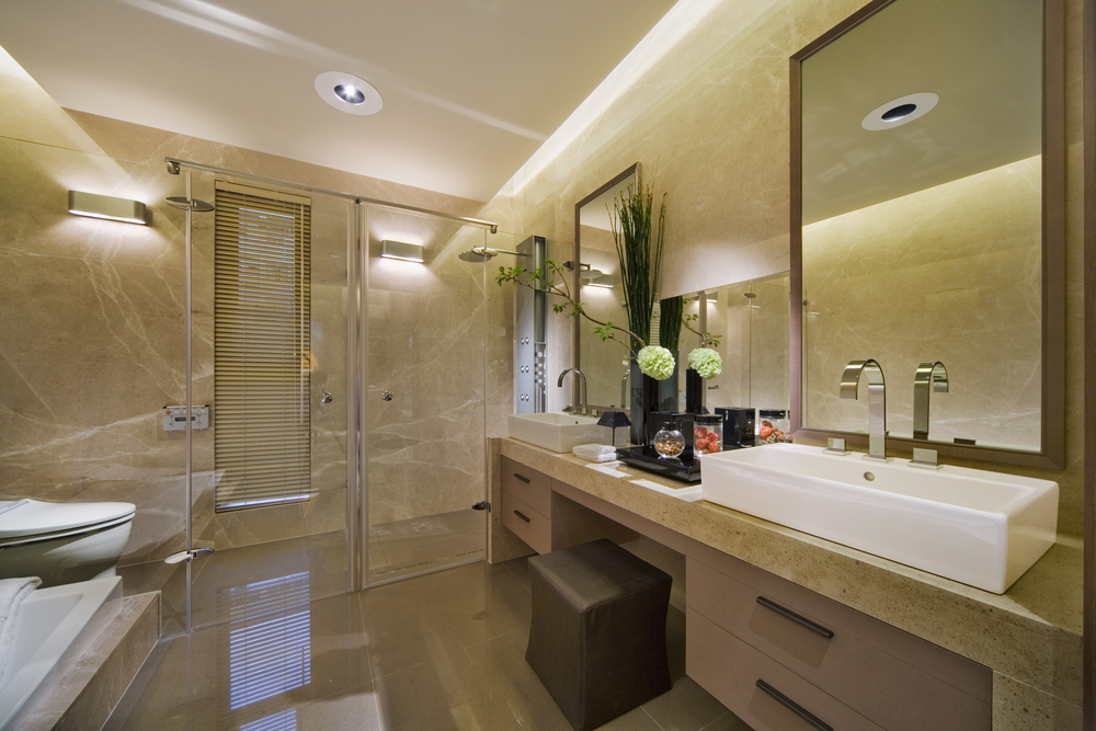 Cost Conscious Takes on High End Bathroom Remodeling