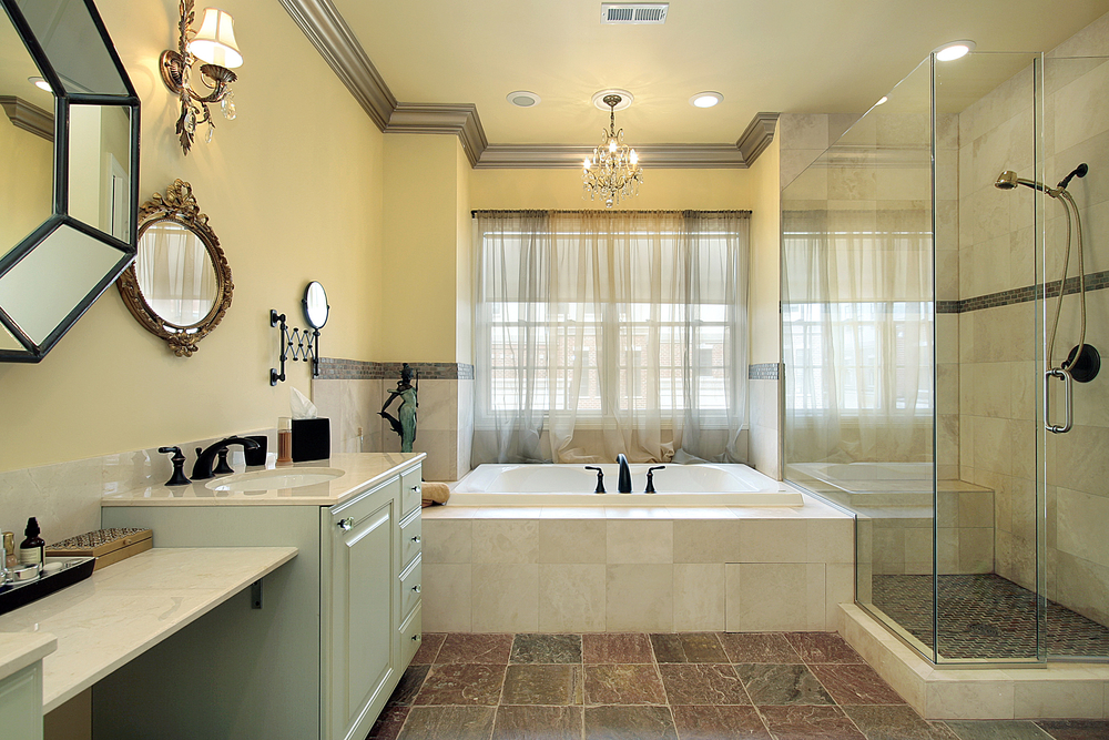 home remodeling master suite