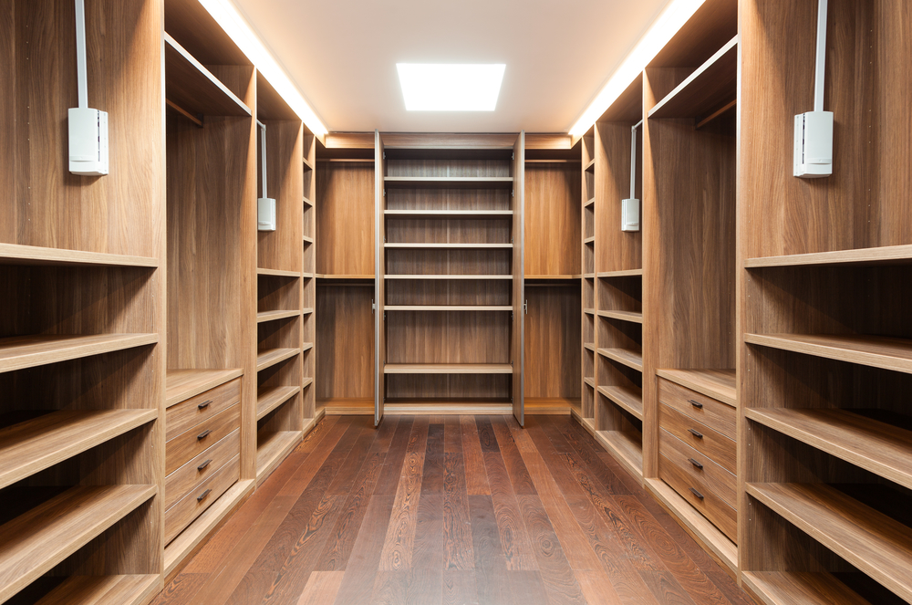 How to add a dream closet to your home