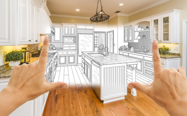 focal points kitchen remodels
