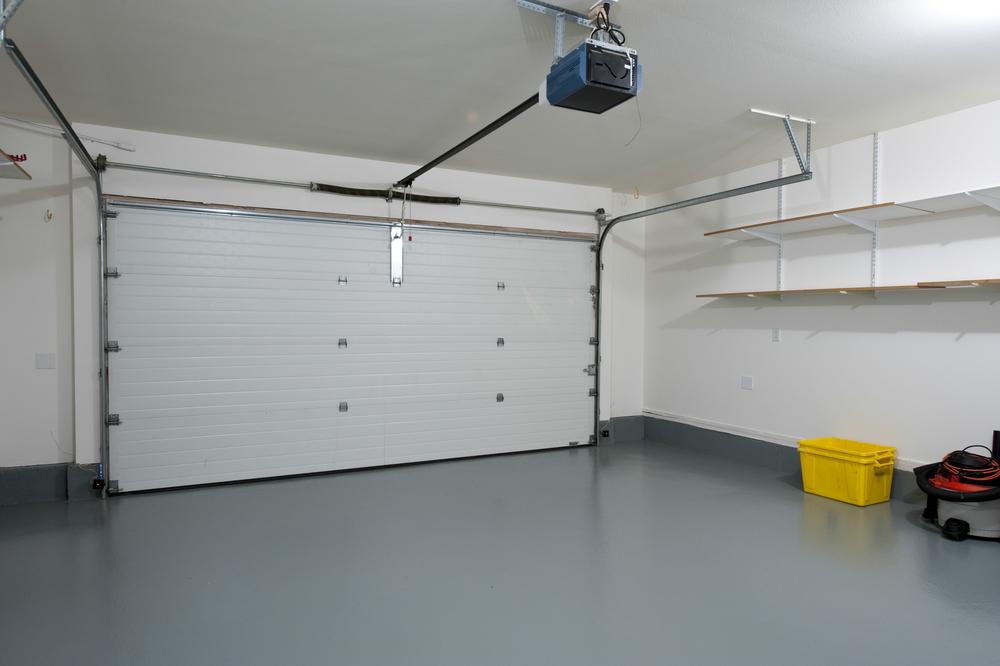 garage conversion flooring insulation