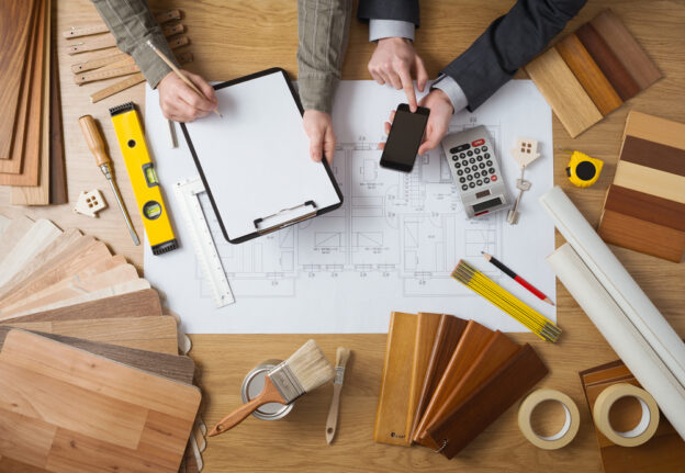 remodeling fixer-upper contractor permits