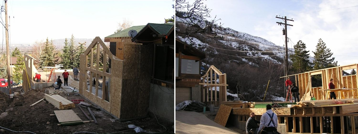 Home Additions & Construction Contractor in Cottonwood Heights, Utah
