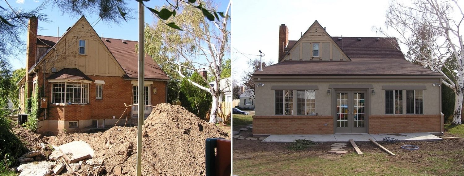 Home Remodeling & Additions Salt Lake City, Utah by Topp Remodeling & Construction Before & After