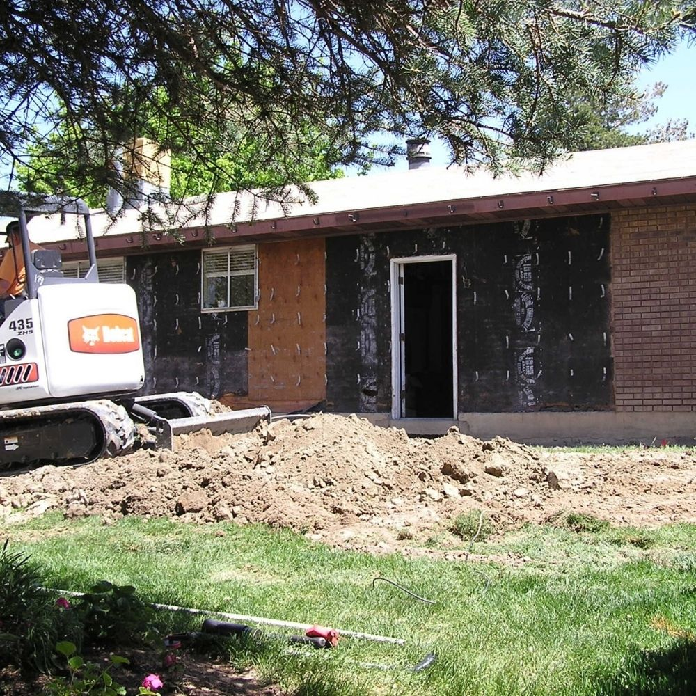 Home Additions in Sandy, Utah