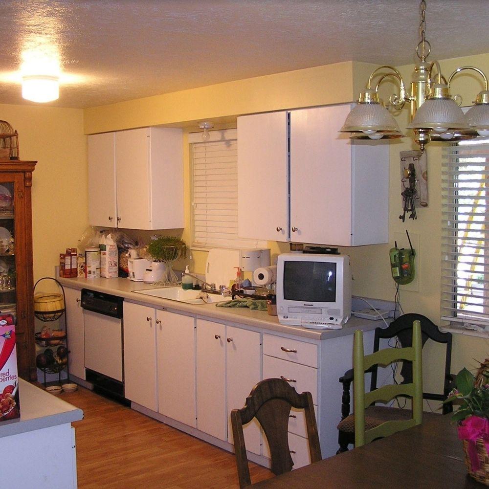 Kitchen Remodeling in Sandy Utah Before